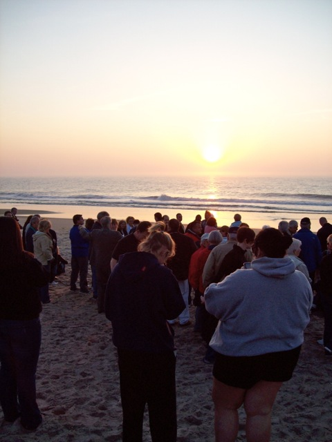 Easter Sunrise Service & Other Special Events