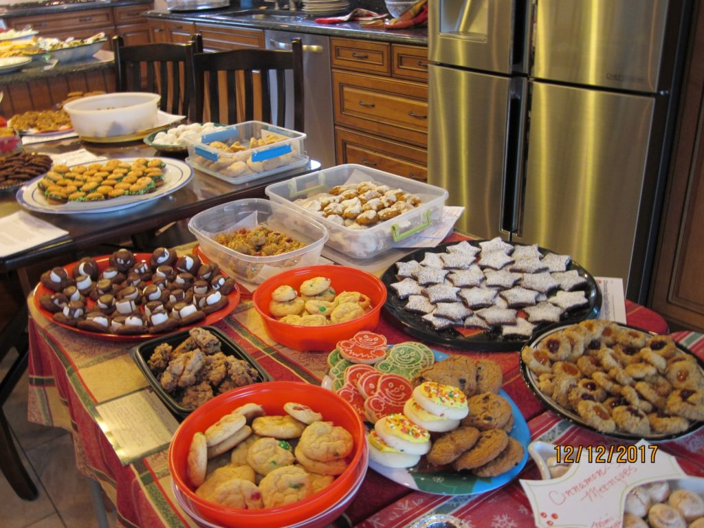 UMW Cookie Exchange