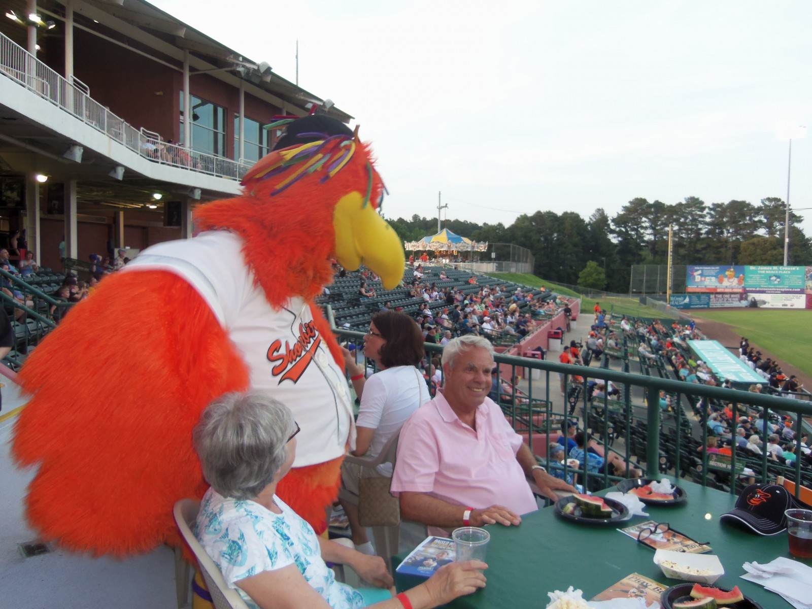 SMBTS Night at Shorebirds