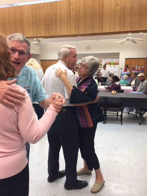 Bruce & Bonnie Miller at the Checkerboard 50's Dance