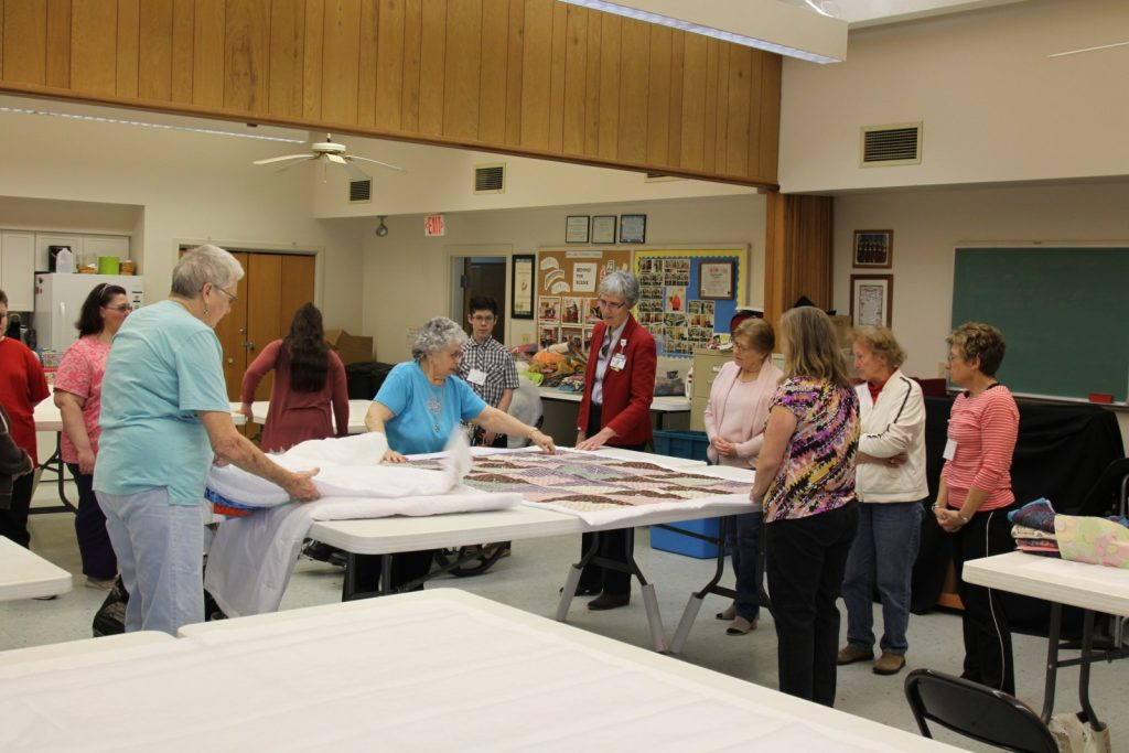 Faith, Love, Hope Quilters