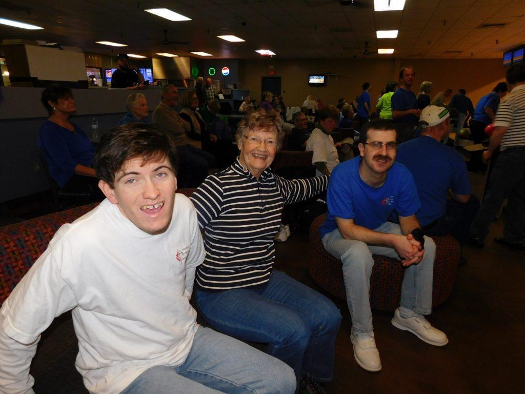 Bowling at Millsboro Lanes